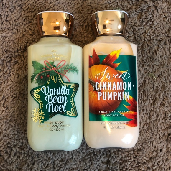 Holiday Lotion Set Never Opened
